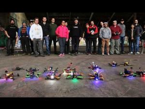 अमेरिका की पहली ड्रोन रेसिंग प्रतियोगिता में ऑस्ट्रेलियाई विजेता