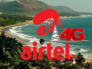 भारती एयरटेल का 4 शहरों में 4जी परीक्षण शुरू