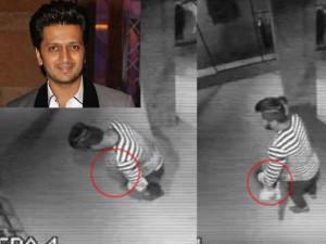 OMG! ब्रांडेड स्टोर से कपड़े चुराते हुए कैमरे में कैद हुए रितेश देशमुख..