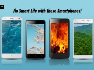 10,000 रु से कम कीमत के लाइफ स्मार्टफोन, जिन पर है जियो 4जी प्रीव्यू ऑफर