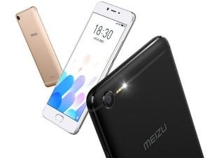4 जीबी रैम के साथ लॉन्च हुआ बजट स्मार्टफोन मिज़ू ई 2