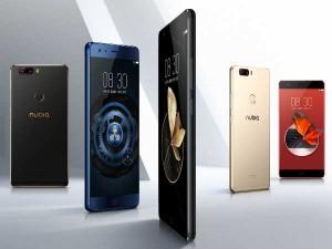 Nubia Z17 मिडरेंज स्मार्टफोन लॉन्च, 8जीबी रैम, डूअल कैमरा और स्नैपड्रैगन 835