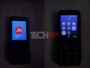 रिलायंस LYF 4G VoLTE फीचर फोन की फोटो और विडियो लीक