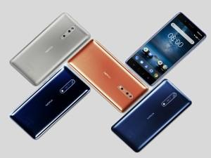नए मार्केट में Nokia 8 का होगा नया अंदाज, रैम और स्टोरेज दोनों बढ़ी