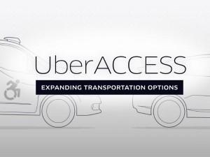 उबर ने लॉन्च की नई सेवा uberASSIST और uberACCESS