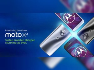 24,999 रुपए में 6GB रैम के साथ Moto X4 भारत में लॉन्च