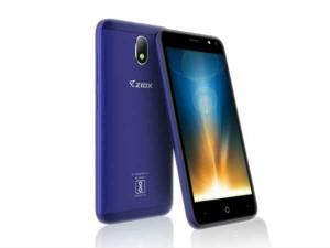 2350 बैटरी व 21 भाषाओं के सपोर्ट के साथ 5,899 रुपए दमदार स्मार्टफोन लॉन्च