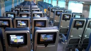 रेलवे ने तेजस और शताब्दी ट्रेन से हटाए एलसीडी स्क्रीन्स