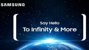 Samsung Galaxy का नया इनफिनिटी डिस्प्ले वाला स्मार्टफोन जल्द होगा लॉन्च