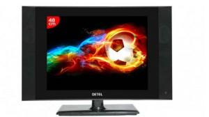 Detel ने पेश किया सबसे सस्ता LCD TV