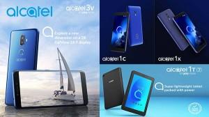 MWC 2019: Alcatel 3 (2019), Alcatel 3L और Alcatel 1S स्मार्टफोन हुए लॉन्च, जानिए इनकी खासियत