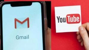 Gmail & Youtube Down: ईमेल भेजने, अटैचमेंट खोलने और वीडियो देखने में आई दिक्कत