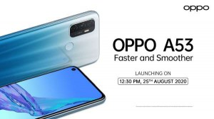 Oppo A53 2020 को किया गया लॉन्च, जानिए कीमत, ऑफर्स और फीचर्स