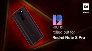 Redmi Note 8 Pro में आया लेटेस्ट MIUI 12 अपडेट, जानिए कैसे करें अपडेट