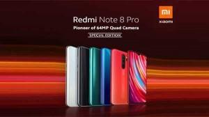 Redmi Note 8 Pro को एक नए अवतार में किया गया पेश
