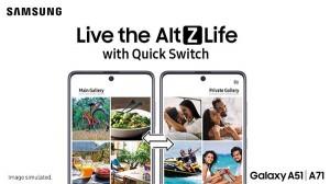 मिड रेंज सेगमेंट में Galaxy A51 और Galaxy A71 के साथ Samsung ने प्राइवेसी को किया और मजबूत