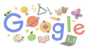 गूगल ने डूडल के जरिए मनाया शिक्षक दिवस और पहले उप-राष्ट्रपति को दिया सम्मान