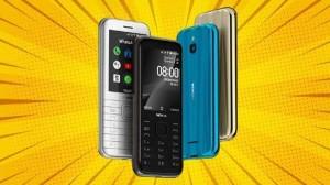 Nokia 8000 4G और Nokia 6300 भारत में हुआ रीलॉन्च, कीमत, स्पेसिफिकेशंस और बाकी डीटेल्स