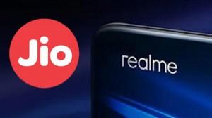 Reliance Jio और Realme मिल कर लॉन्च करेंगे एक नया 4G स्मार्टफोन