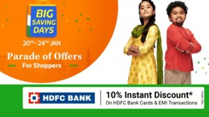 Flipkart Big Savings Days Sale: आज रात से ही मिलेगा गणतंत्र दिवस का खास ऑफर