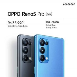 Oppo Reno5 Pro 5G: 2021 में वीडियोग्राफी के लिए सबसे बेहतरीन स्मार्टफोन
