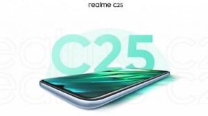 Realme C25: 6000 mAh बैटरी वाला बजट स्मार्टफोन, 23 मार्च को होगा लॉन्च