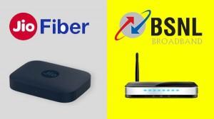 JioFIber vs BSNL: दोनों के ब्रॉडबैंड प्लान्स का अंतर