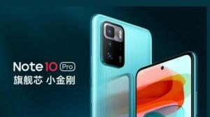 Redmi Note 10 Pro 5G हुआ लॉन्च, मिलेंगे ये शानदार फीचर्स