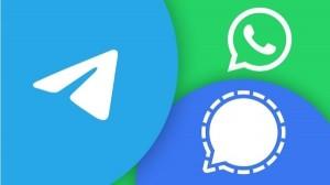 WhatsApp को नई प्राइवेसी पॉलिसी पड़ रही है भारी, Telegram और Signal पर 1200 प्रतिशत की बढ़ोतरी