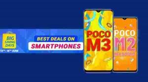 फ्लिपकार्ट बिग सेविंग डेज सेल: भारी डिस्काउंट के साथ Poco के स्मार्टफोन खरीदने का शानदार मौका
