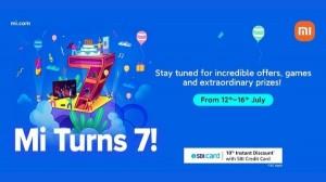 Xiaomi की Mi Anniversary Sale 2021 में डिस्काउंट-ऑफर के साथ खरीदें ये प्रॉडक्ट्स