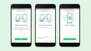 WhatsApp यूजर्स अब चुटकियों में कर सकते है iPhone से Android में व्हाट्सएप चैट ट्रांसफर