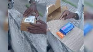 Flipkart ने 53000 रुपए वाले iPhone की जगह भेज दिया 5 रुपये वाला साबुन, पढ़ें पूरी खबर