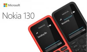 माइक्रोसॉफ्ट ने उतारा नोकिया 130 फोन, जिसे हर कोई खरीद सकता है