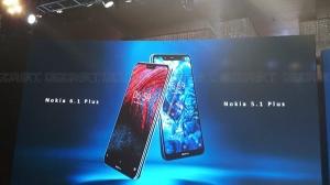 भारत में लॉन्च हुआ Nokia 6.1 Plus और Nokia 5.1 प्लस