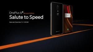OnePlus 6T McLaren स्पेशल एडिशन आज होगा लॉन्च, 10 GB रैम से होगा लैस