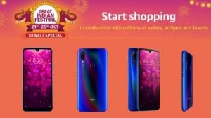 Amazon Great Indian Festival Sale: 1,000 रुपए से भी कम में 32MP सेल्फी कैमरा स्मार्टफोन