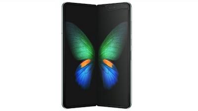 Samsung का फोल्डेबल स्मार्टफोन हुआ लॉन्च, 2 डिस्प्ले, 6 कैमरों और 12 जीबी रैम से लैस