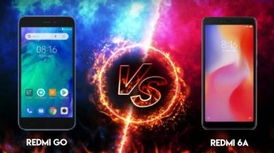 Redmi Go vs Redmi 6A: सबसे सस्ता और बढ़िया स्मार्टफोन कौनसा है...?