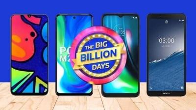 फ्लिपकार्ट के फेस्टिवल सेल में इन बजट स्मार्टफोन पर मिलेगा भारी डिस्काउंट