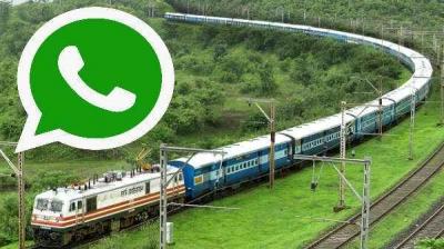 WhatsApp पर ट्रेन की लाइव रनिंग स्टेट्स कैसे जानें